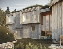 Øyfjell house