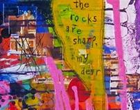 The rocks are sharp, my dear