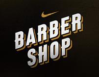 Nike Barbershop