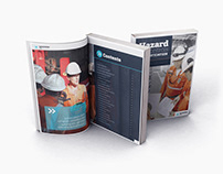 Maersk - azard and control booklet and forms