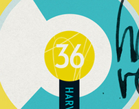 Cover for Harvard Review #36