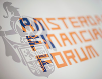 Amsterdam Financial Forum – Visual Identity