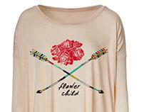 Women's Graphic T-shirt design