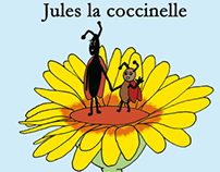 """Histoire pour Enfants : """" Jules la Coccinelle """""""