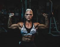 Trish The Body Builder