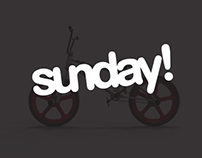 "Sunday 20"" BMX Bike"