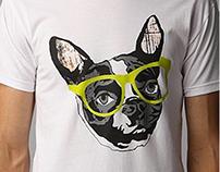 Men's Graphic T-shirt Design