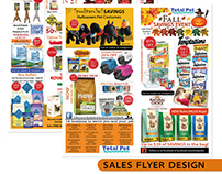 Sales Flyer Newspaper Insert