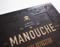 Manouche CD - Swing Revolution