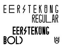 Eerste Typeface