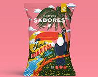 Packaging Snacks Nuestros Sabores