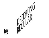 Dree Typeface