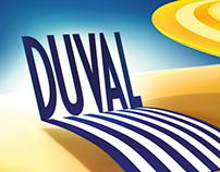 Pastis DUVAL _ advertising campaign _ 2011-2012