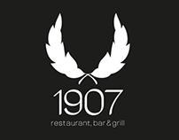 1907 bar, restaurant & grill