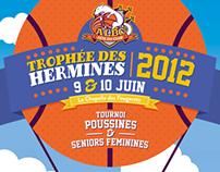 Basket - Trophée des Hermines 2012