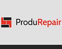 Reestruturação do logótipo da ProduRepair