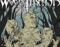 Woe of Tyrants - Creatures of the Mire T-Shirt