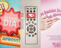 TV Gazeta • Anúncios