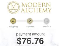 Modern Alchemy Payment