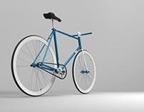 Nike bike_ fixie