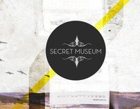 SECRETMUSEUM - Postcard Set