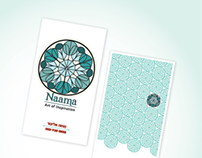 Naama logo- jewelry designer