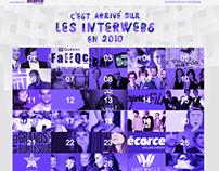 Campagne Virale - Étude de cas : Les Interwebs