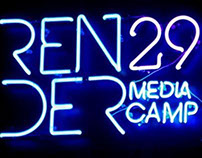 "Congreso: ""RENDER 29 MEDIA CAMP"""
