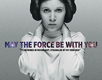 Tribute to Princess Leia