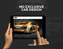 MD EXCLUSIVE CAR DESIGN - WRAPPING