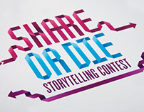 Shareable | Share or Die Storytelling Contest