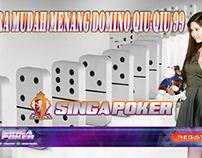 Cara Mudah Menang Domino Qiu Qiu 99