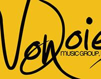 Vonjoie Music Group - Branding & Promo