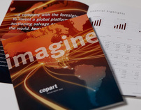 Copart Annual Report ('05)