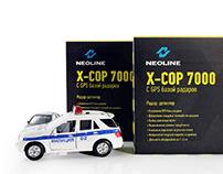 Радар-детекторы. Neoline X-COP.