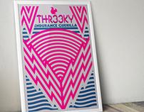 Thr33ky Poster