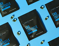 Simple Brand Packaging and Brand Identity