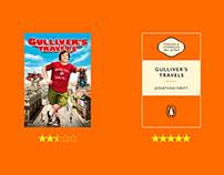 Penguin Books - Print Campaign
