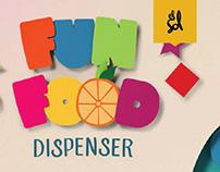 Fun Food Dispenser Alpina Baby