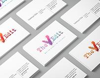 The V Edit Website Design
