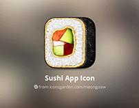 Sushi App Icon