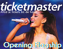 Ticketmaster campagne //