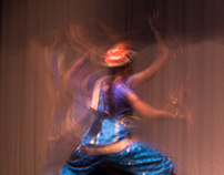 Photography: Bharatnatyam in motion
