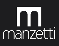 Manzetti corporate identity