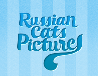 Russian Cats Pictures Logo