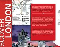 London Tri-fold
