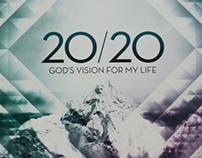 20/20 Devotional Book