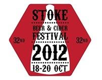 Stoke Beer Festival Logo