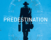 Predestination Blu Ray Box