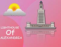 Lighhouse of Alexandria
